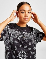 Ellesse Bandana All Over Print T-Shirt