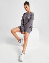 Ellesse Core Logo Long Sleeve T-Shirt Dress