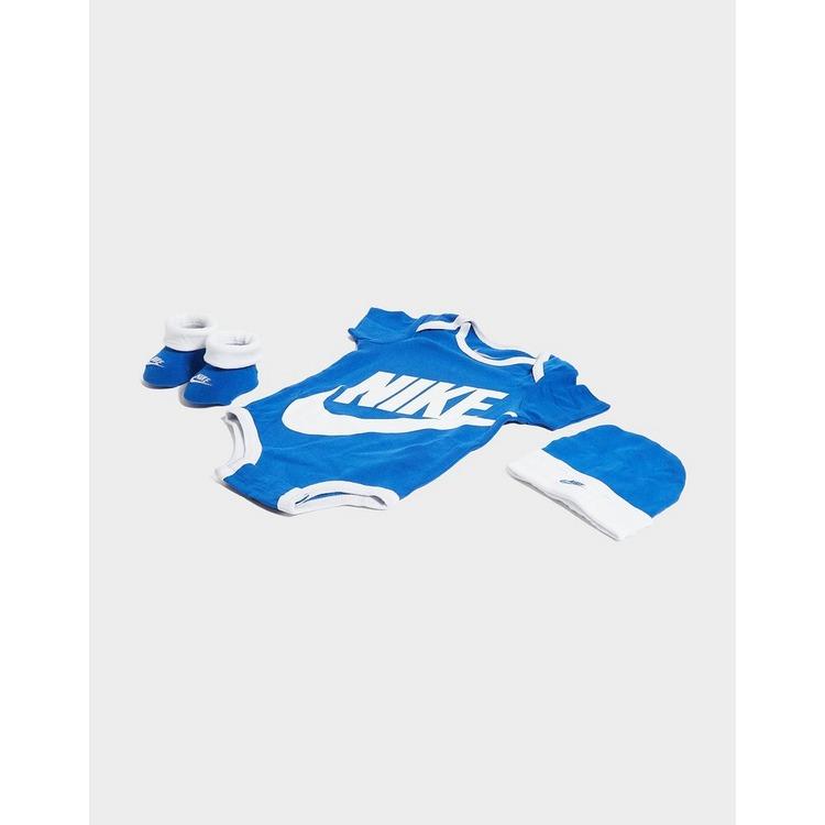 Nike conjunto Futura Logo 3 piezas para bebé