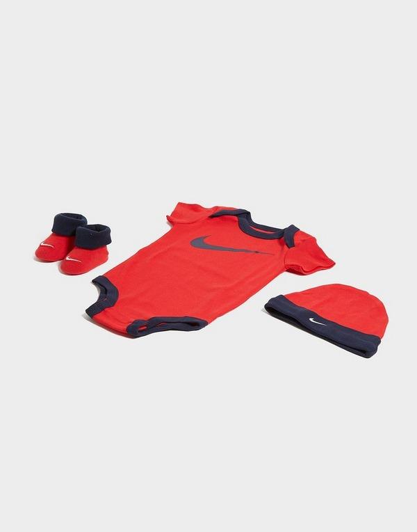 Nike 3 Piece Swoosh Set Infant