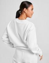 Fila Embroidered Logo Crew Sweatshirt