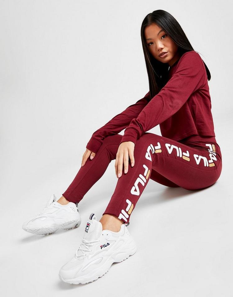 Fila Repeat Logo Leggings Women's