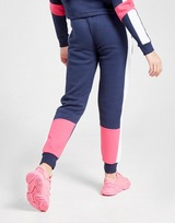Ellesse Girls' Stelphia Colour Block Joggers Junior