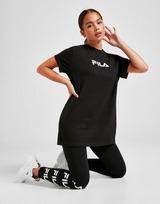 Fila Embossed Logo Boyfriend T-Shirt