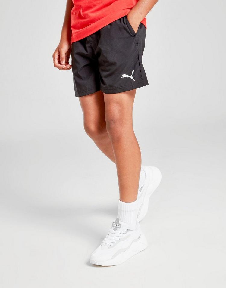 PUMA pantalón corto Essential Woven júnior