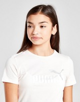 PUMA Girls' Essential T-Shirt Junior
