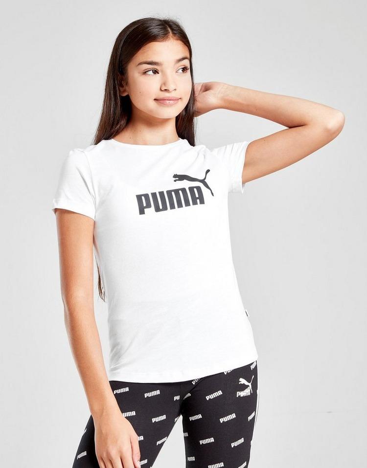 PUMA Girls' Essential T-Shirt Junior