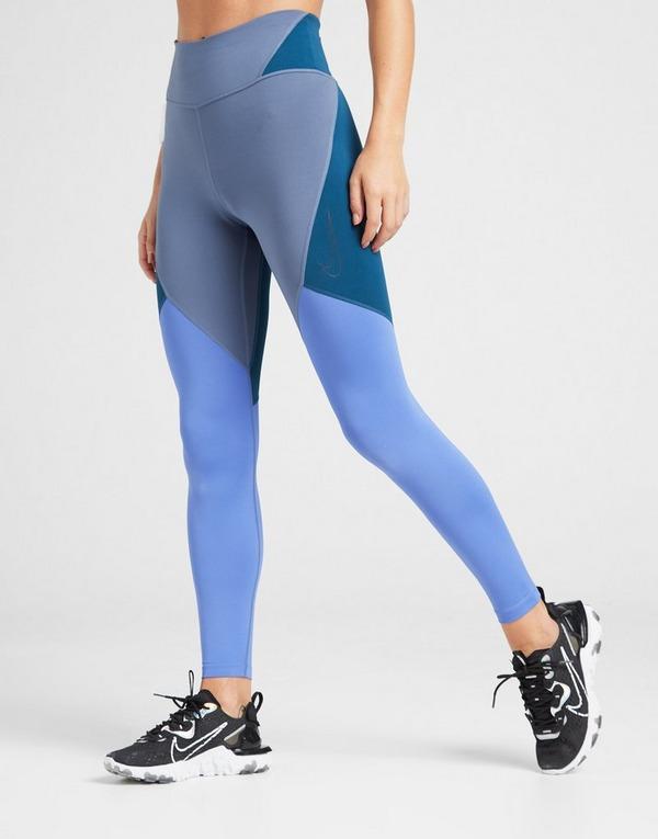 Nike Training Colour Block Tights Women's
