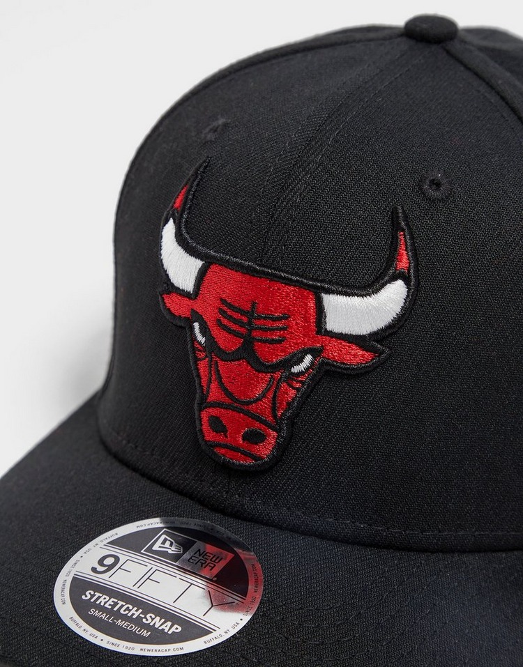 New Era NBA 9FIFTY Chicago Bulls Stretch Snap Cap