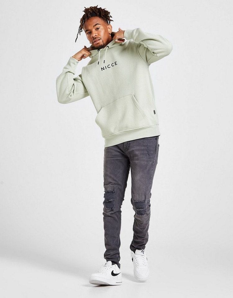 Nicce Centre Logo Overhead Hoodie