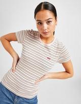 Levis Small Logo Stripe T-Shirt