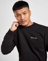 Nicce Chest Logo Sweatshirt