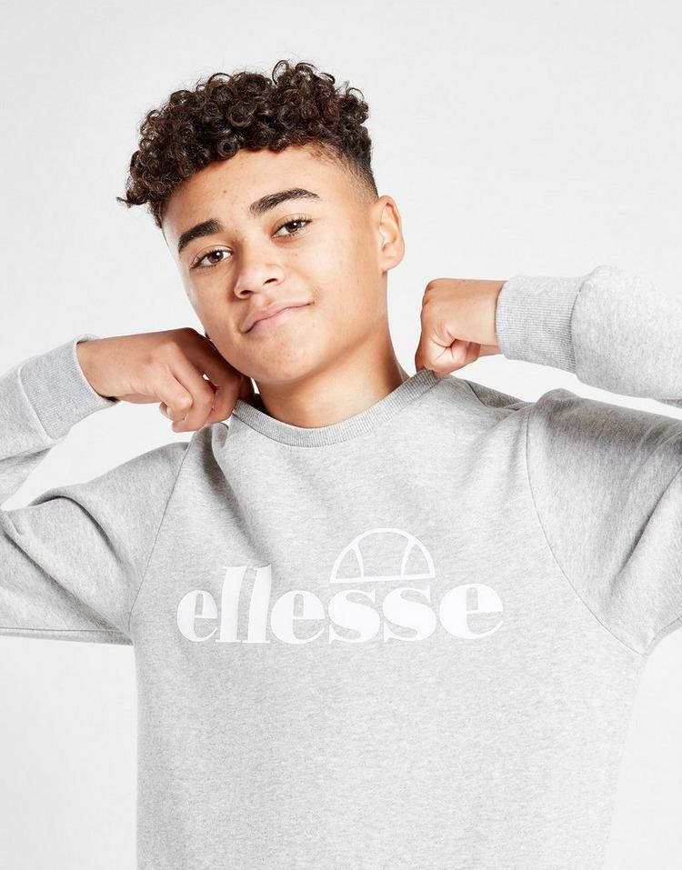Ellesse Core Crew Tracksuit Junior