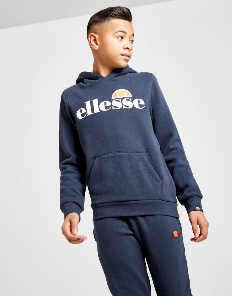 Ellesse Core Logo Hoodie Junior
