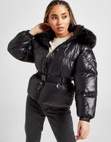 Good For Nothing Zurich Shine Belted Jacket