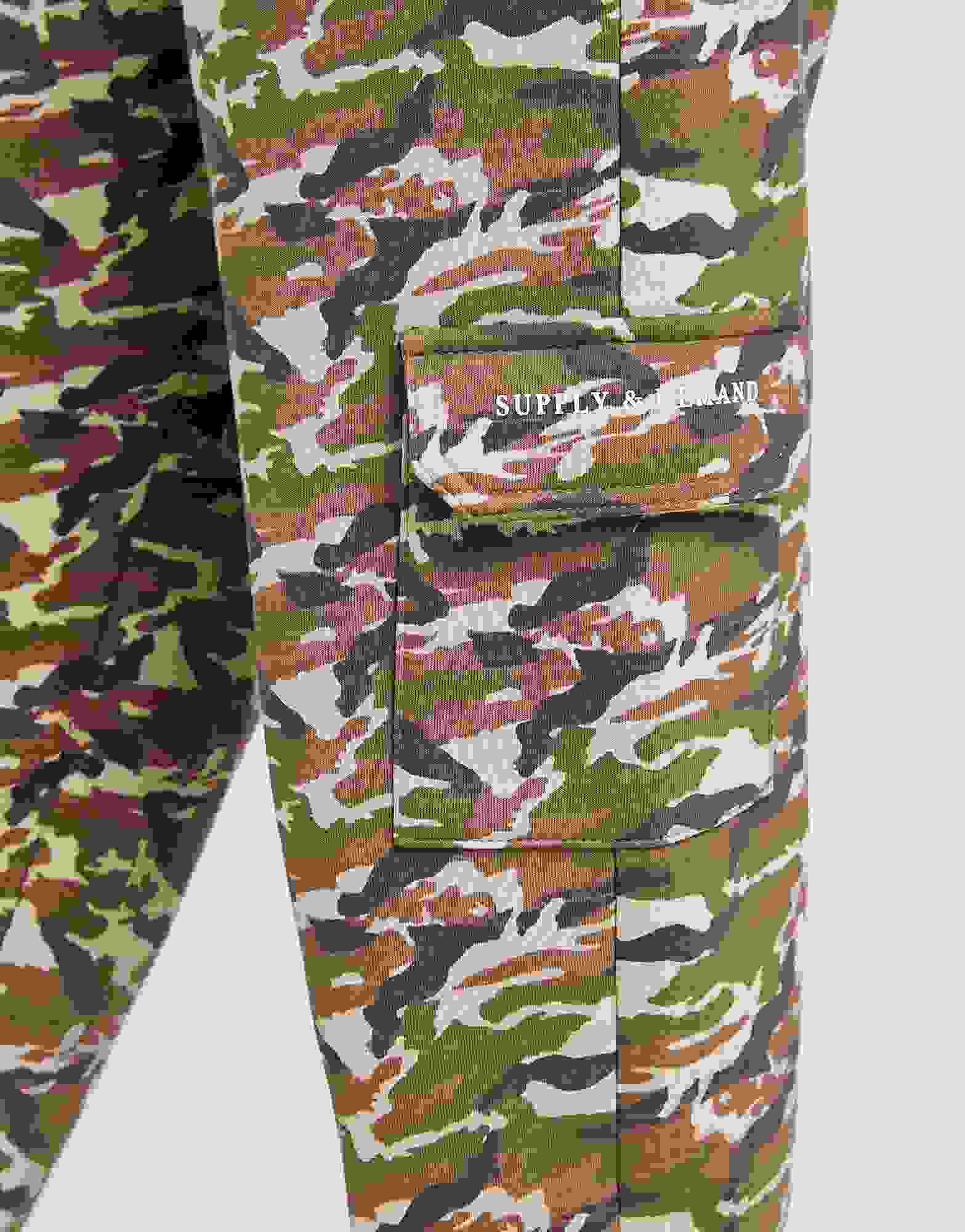 New Supply /& Demand Men's Military Joggers