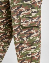 Supply & Demand Camo Cargo Joggers