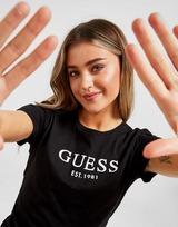 GUESS Logo Short Sleeve T-Shirt
