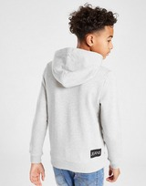 Calvin Klein Girls' Institutional Logo Hoodie Junior