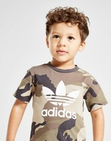 adidas Originals Camo All Over Print T-Shirt Infant