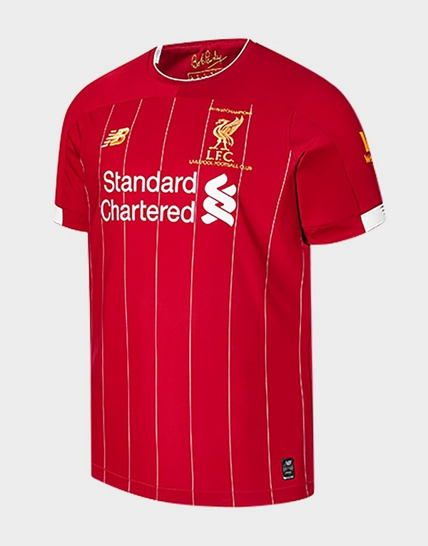 New Balance Liverpool FC 19/20 Home Champions Shirt