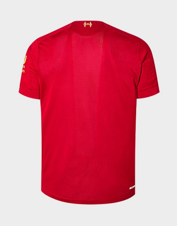 New Balance Liverpool FC 19/20 Home Champions Shirt