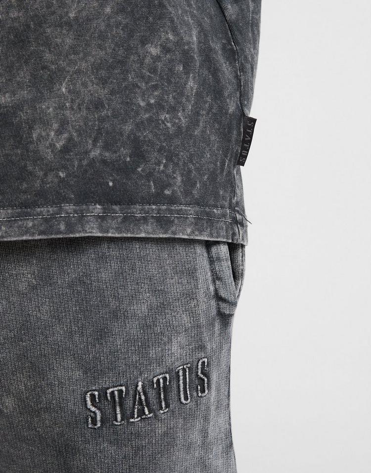 Status Washer T-Shirt