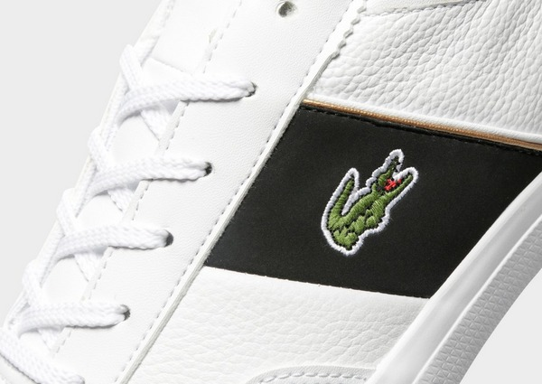 Buy White Lacoste Court Master 319 | JD Sports