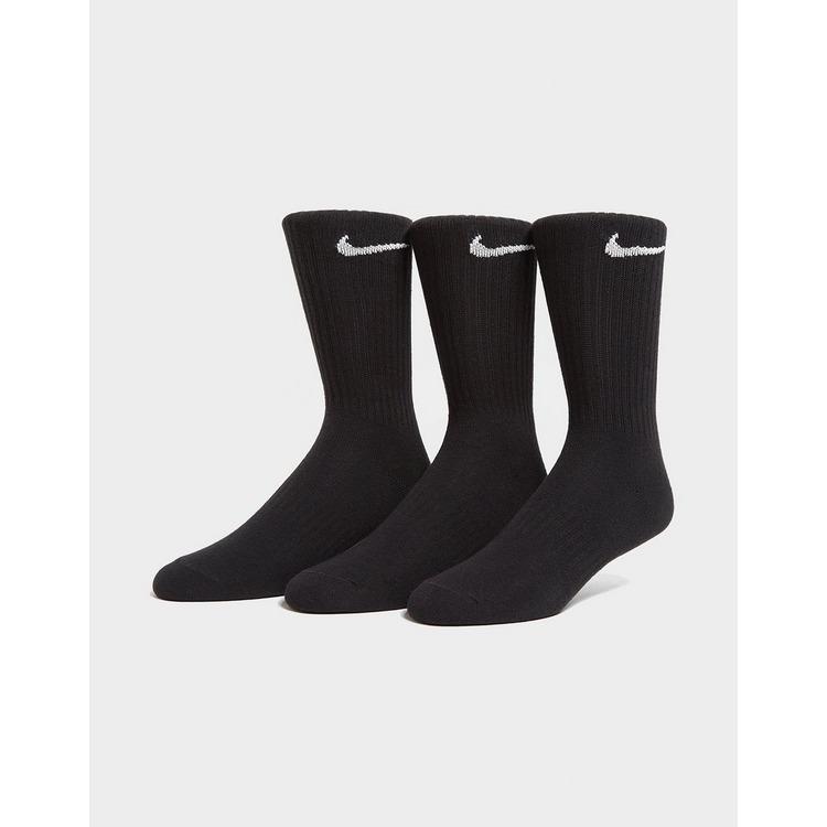 Nike Lightweight 3 Pack Crew Socks