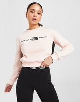 The North Face Mesh Crew Sweatshirt Dame