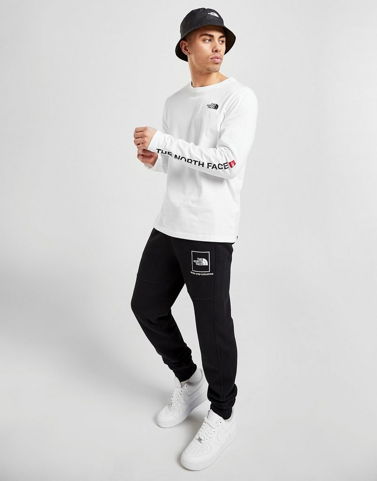 The North Face Long Sleeve Large Logo T-Shirt