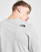 The North Face Simple Dome Long Sleeve T-Shirt