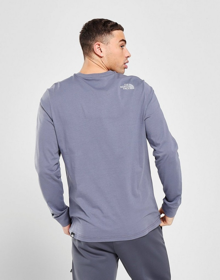 The North Face T-shirt Simple Dome Longues manches Homme
