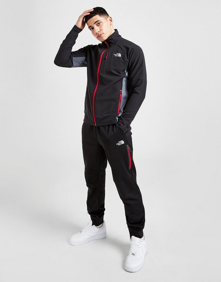 The North Face Outdoor Hybrid Full Zip Track Top