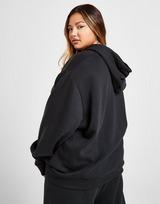 McKenzie Essential Plus Size Boyfriend Overhead Hoodie