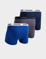 McKenzie Wyatt 3 Pack of Boxer Shorts Junior