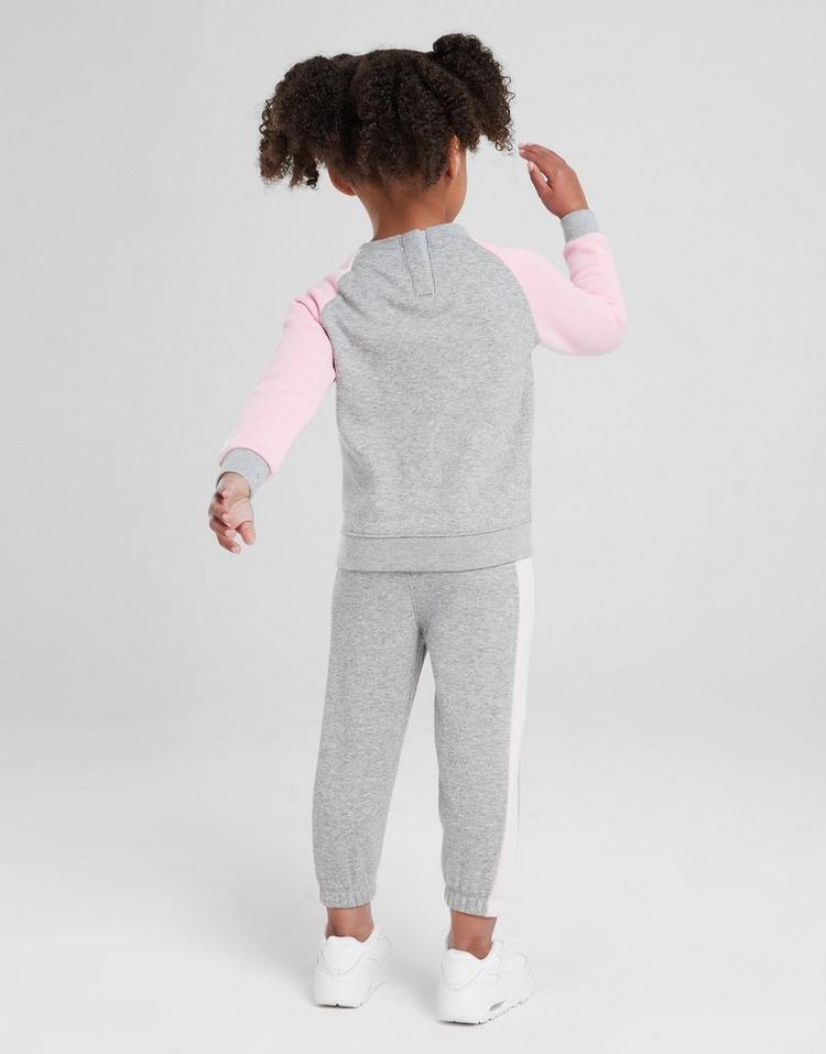 Nike Girls' Futura Crew Tracksuit Infant