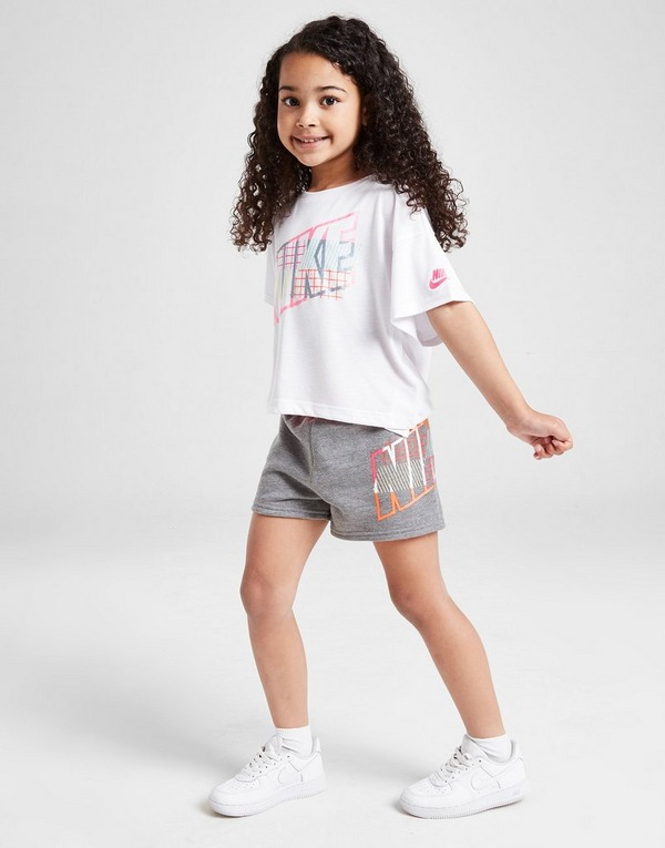 Nike Girls' Sportswear French Terry Shorts Children