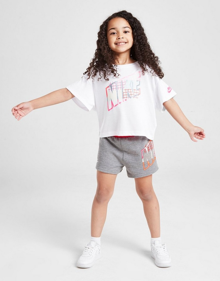 Nike Girls' Sportswear Crop T-Shirt Children