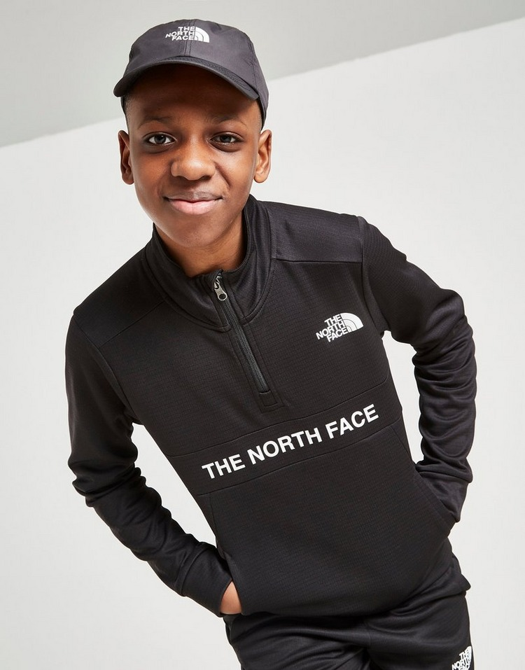 The North Face Amphere Poly 1/4 Zip Top Junior