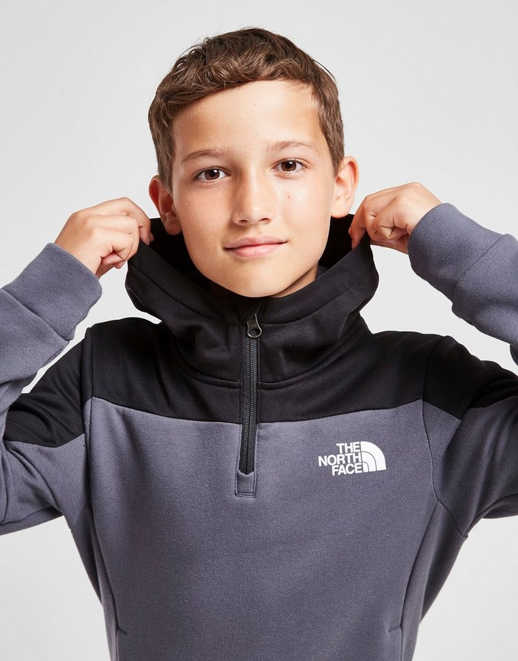 The North Face Fabmix 1/2 Zip Hoodie Junior