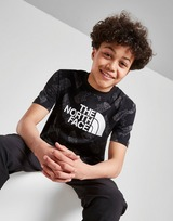 The North Face All Over Print T-Shirt Junior
