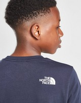 The North Face Lines Box T-Shirt Junior
