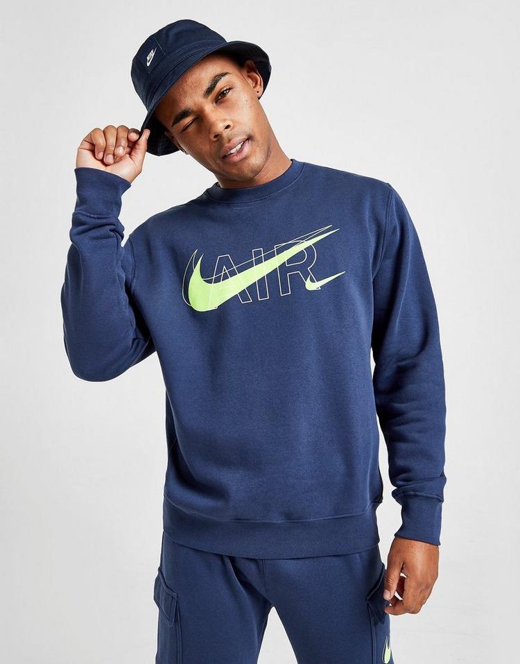 Nike Air Fleece Crew Sweatshirt