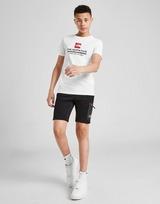 The North Face Linear Box Logo T-Shirt Junior
