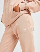 Nicce Logo Fleece Joggers