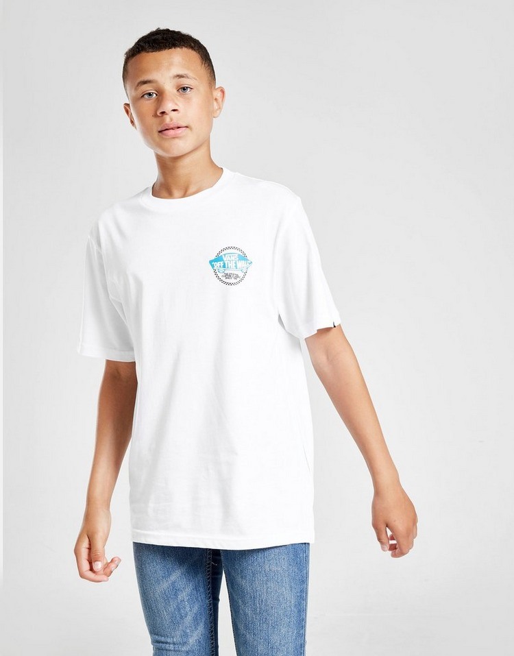 Vans Back Logo T-Shirt Junior