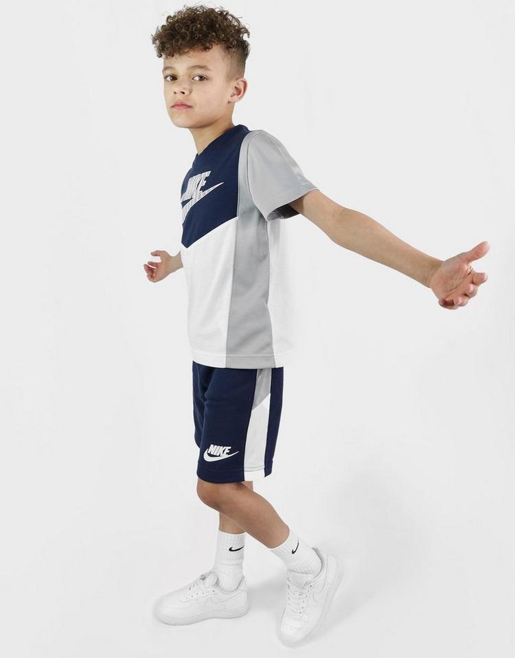 Nike Hybrid T-Shirt/Shorts Set Children