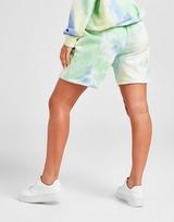 Sixth June Tie Dye Boyfriend Shorts