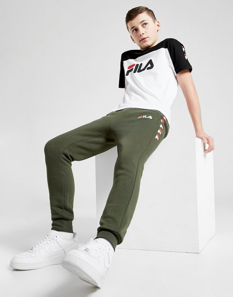 Fila Lex Repeat Logo Joggers Junior